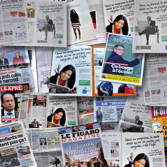 campagne de presse